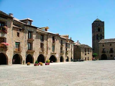 TURISMO VERDE HUESCA. Casa La Era de Satué de Fanlo